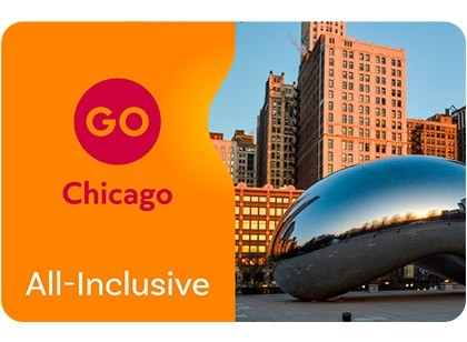 Go Card Chicago - 1 dia